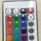 �S家直�N 迷你�t外�b控控制器RGB全七彩幻彩LED�暨b控器
